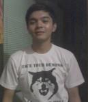 ang mabangis na wolf t-shirt galing kay AX