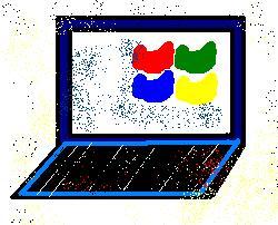 DETECTIVE laptop