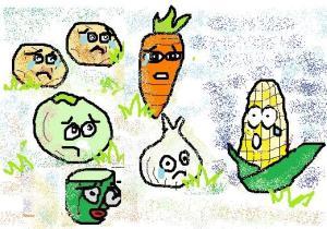 Sinalubong sya ng isang sorpresa mula kay Carrot