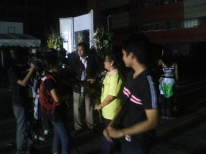 Iniintay kong ako yung interview-hin